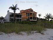 Example of nice beachfront homes, Bonita Beach, $2.5 million+  (older homes also available from $2mil)