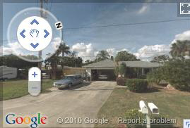 Click on image to view Google Street view images of North Fort Myers, Florida (opens in a pop up window)