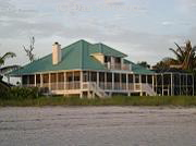 Beachfront, Old Florida Style