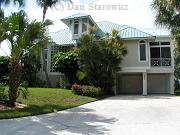 Gulf access home, Sanibel