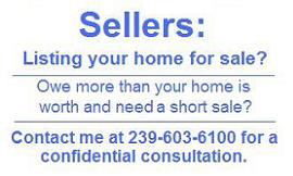 Selling your North Fort Myers home?  Contact Dan Starowicz at 239-603-6100 today.