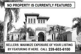 Featured property on Sanibel & Captiva Islands, Florida
