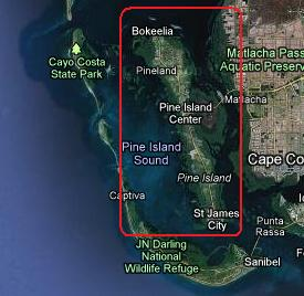 Clicking on this image will display all Pine Island listings (including Saint James City, Bokeelia and Matlacha)